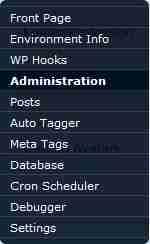GD Press Tools - Administration